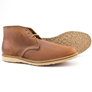 Red Wing Heritage Weekender Chukka Leather Boots